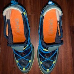 DKNY Tennis shoe stilletos